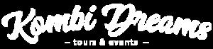 Kombi Dreams Logo White